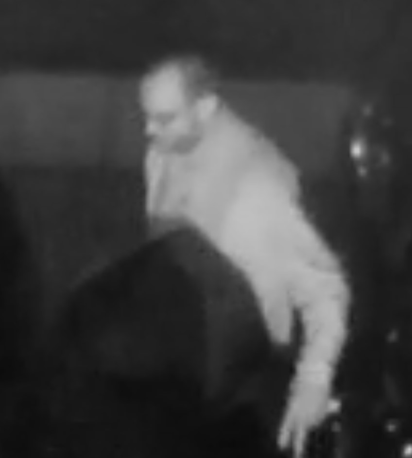Theft from Vehicles suspect