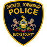 Bristol Township Police Department Badge