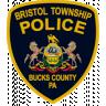 Bristol Township Police Department Badge