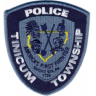 Tinicum Township Police Department Badge