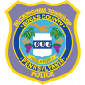 Buckingham Township Police Department Badge