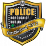 Dublin Borough Police Department Badge