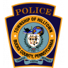 Hilltown Township Police Department Badge