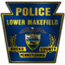 Lower Makefield Township Police Department Badge