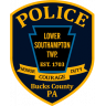 Lower Southampton Township Police Department Badge