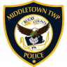 Middletown Township Police Department Badge