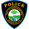 Northampton Township Police Department Badge