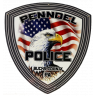 Penndel Borough Police Department Badge