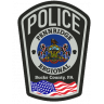 Pennridge Regional Police Department Badge