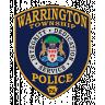 Warrington Township Police Department Badge