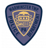 Warminster Township Police Department Badge