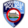 Morrisville Borough Police Department Badge