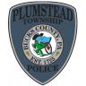 Plumstead Township Police Department Badge