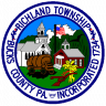 Richland Township Police Department Badge