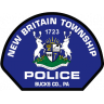 New Britain Township Police Department Badge