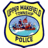 Upper Makefield Police Department Badge