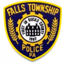 Falls Township Police Department Badge
