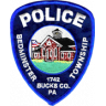 Bedminster Township Police Department Badge