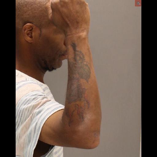 Eugene McGill Jr. - tatoos