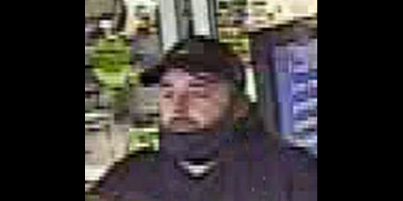 Image for Attempt to Identify Walmart Thief