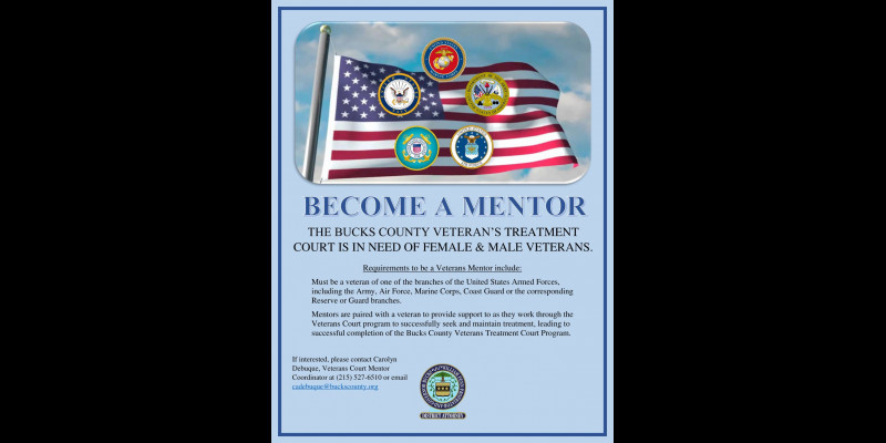 Image for Become a Veteran Mentor