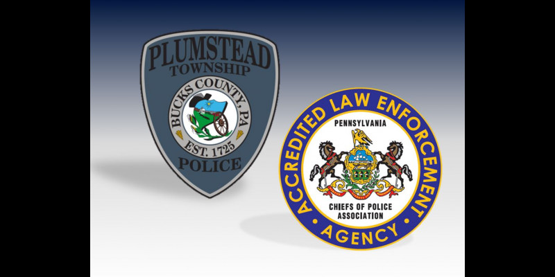 Image for Plumstead Township Police Department receives accredited status