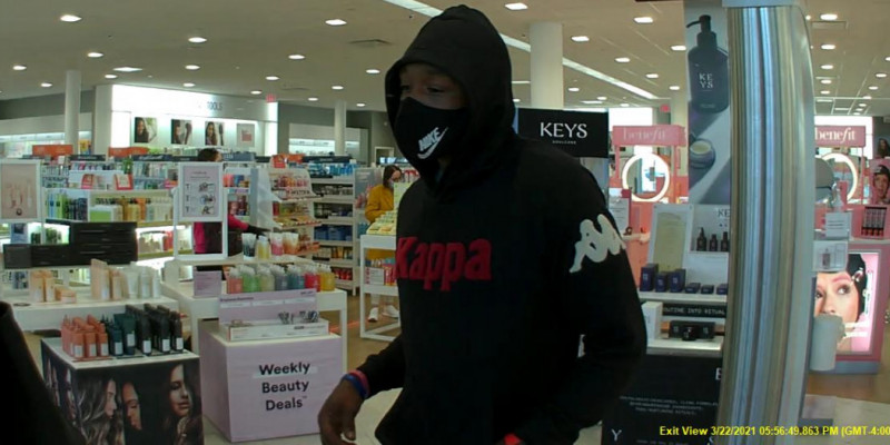 Image for Retail Theft of Women's Fragrances