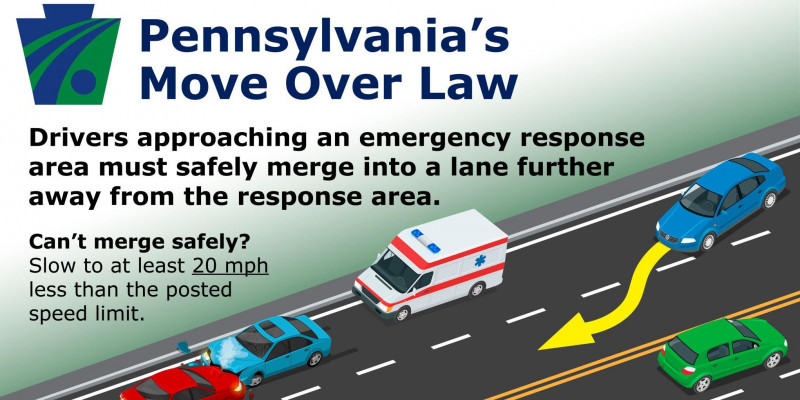 Image for Pennsylvania's Move Over Law