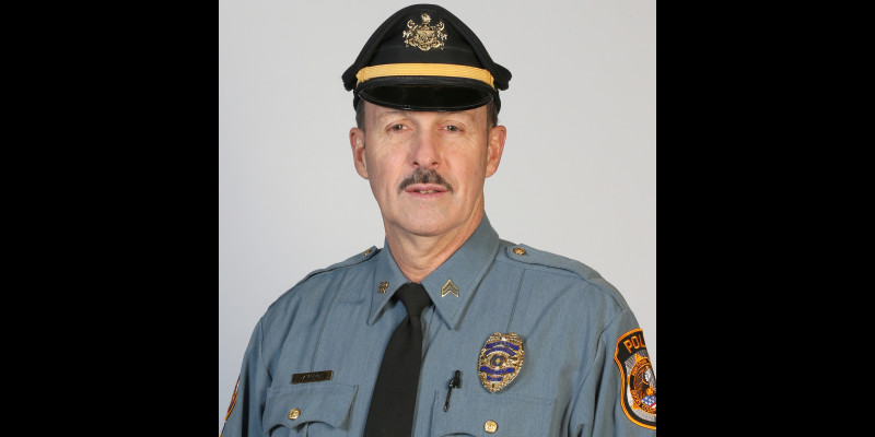 Image for NTPD Mourns the Loss of Sergeant Frank Ambrose