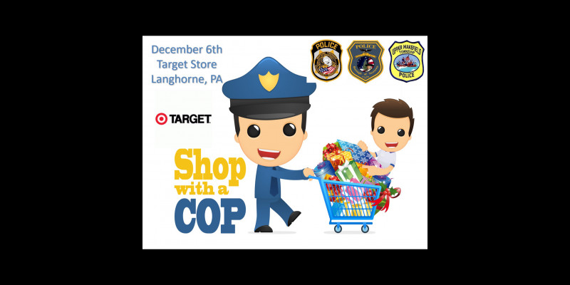 Image for 3RD ANNUAL SHOP WITH A COP: DECEMBER 6, 2020