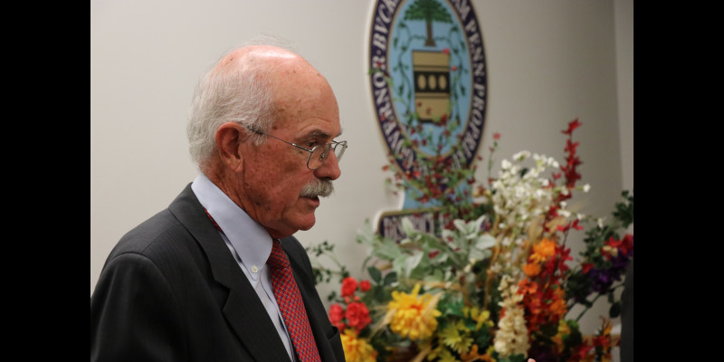 Image for Stephen B. Harris retires after 52 years as Bucks County prosecutor