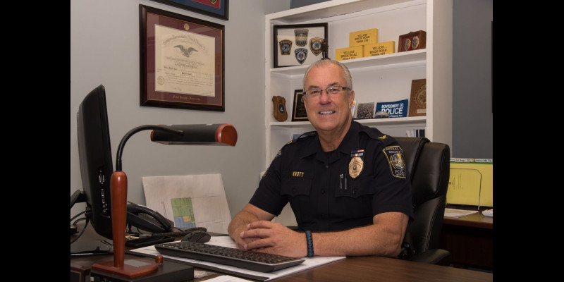 Image for Welcome from Chief Karl Knott