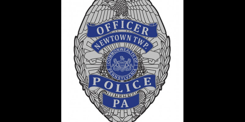 Image for NEWTOWN TOWNSHIP POLICE OFFICER COMMENDATIONS